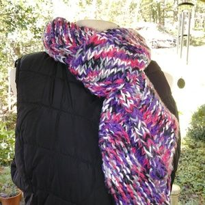 Accessories - HANDMADE Thick Winter Scarf #hundredsofscarves